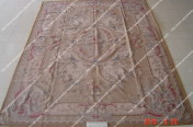 stock aubusson rugs No.129 manufacturer