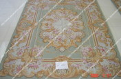 stock aubusson rugs No.130 manufacturer