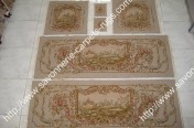 stock aubusson sofa covers No.25 manufacturer factory