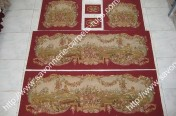 stock aubusson sofa covers No.27 manufacturer factory