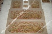 stock aubusson sofa covers No.28 manufacturer factory