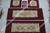 stock aubusson sofa covers No.36 manufacturer factory