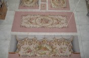 stock aubusson sofa covers No.37 manufacturer factory