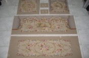 stock aubusson sofa covers No.38 manufacturer factory