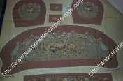 stock aubusson sofa covers No.5 manufacturer factory