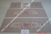 stock aubusson sofa covers No.9 manufacturer factory