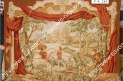 stock aubusson tapestry No.4 manufacturer factory