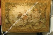 stock aubusson tapestry No.40 manufacturer factory