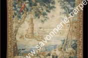 stock aubusson tapestry No.8 manufacturer factory