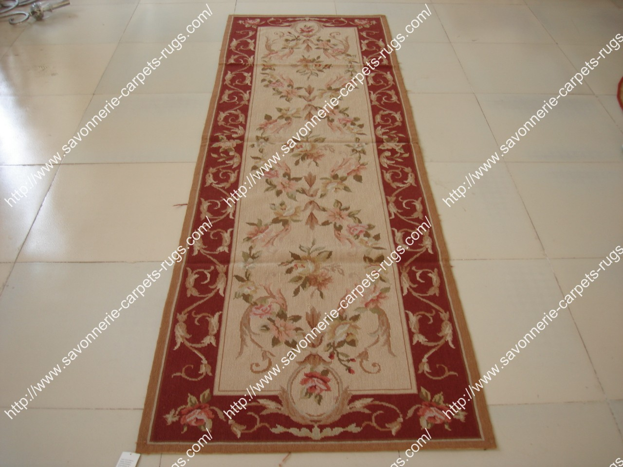 Stock Needlepoint Rugs No 129 Manufacturer