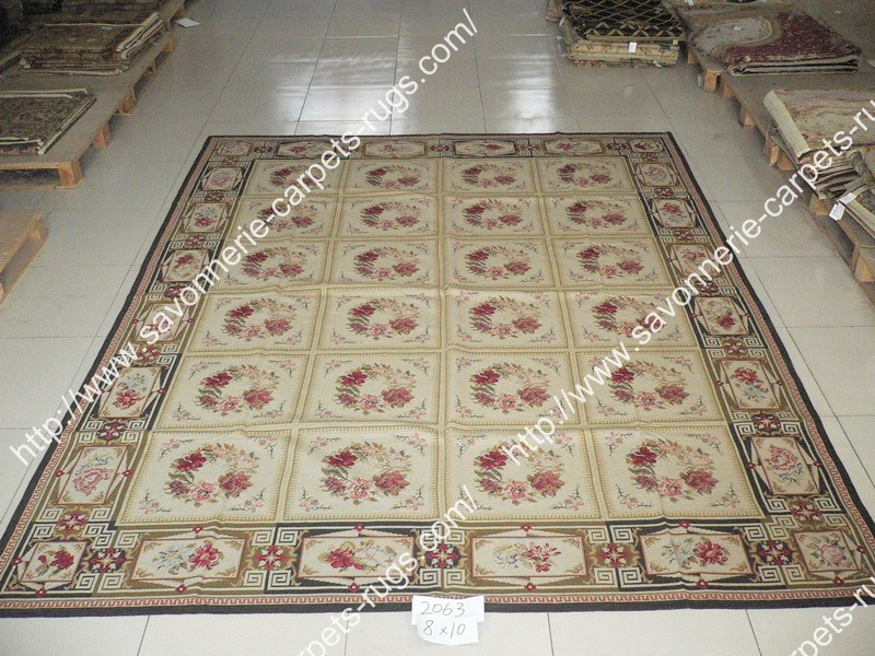 Stock Needlepoint Rugs No 33 Manufacturer