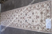 stock wool and silk tabriz persian rugs No.10 factory manufacturer