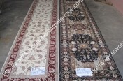 stock wool and silk tabriz persian rugs No.13 factory manufacturer