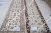 stock wool and silk tabriz persian rugs No.14 factory manufacturer