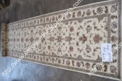 stock wool and silk tabriz persian rugs No.15 factory manufacturer