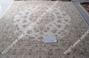 stock wool and silk tabriz persian rugs No.26 factory manufacturer