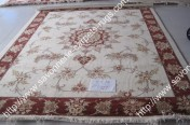 stock wool and silk tabriz persian rugs No.27 factory manufacturer