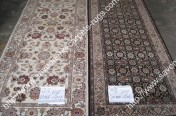 stock wool and silk tabriz persian rugs No.3 factory manufacturer