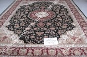 stock wool and silk tabriz persian rugs No.31 factory manufacturer