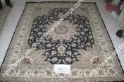 stock wool and silk tabriz persian rugs No.37 factory manufacturer