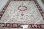 stock wool and silk tabriz persian rugs No.41 factory manufacturer