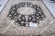 stock wool and silk tabriz persian rugs No.47 factory manufacturer