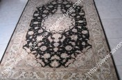 stock wool and silk tabriz persian rugs No.51 factory manufacturer