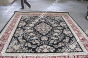 stock wool and silk tabriz persian rugs No.54 factory manufacturer
