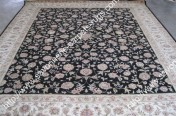 stock wool and silk tabriz persian rugs No.59 factory manufacturer