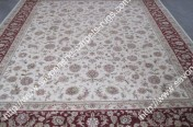 stock wool and silk tabriz persian rugs No.62 factory manufacturer