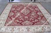 stock wool and silk tabriz persian rugs No.72 factory manufacturer