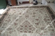 stock wool and silk tabriz persian rugs No.78 factory manufacturer