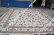 stock wool and silk tabriz persian rugs No.79 factory manufacturer