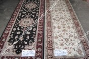 stock wool and silk tabriz persian rugs No.8 factory manufacturer