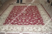 stock wool and silk tabriz persian rugs No.82 factory manufacturer