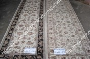 stock wool and silk tabriz persian rugs No.87 factory manufacturer